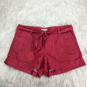BR Martin Fit Cuffed Flat Front Shorts